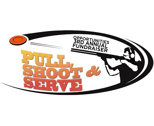 SAVE THE DATE: Pull, Shoot & Serve 3rd Annual Clay Shoot Fundraiser