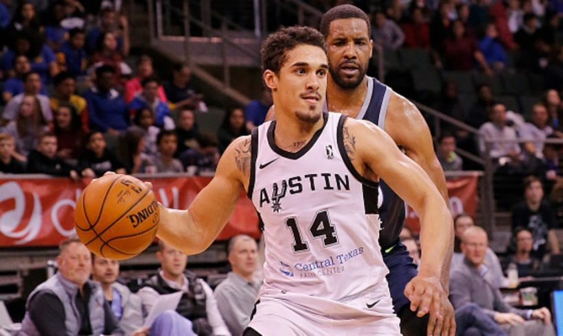 Opportunities Night at the Austin Spurs