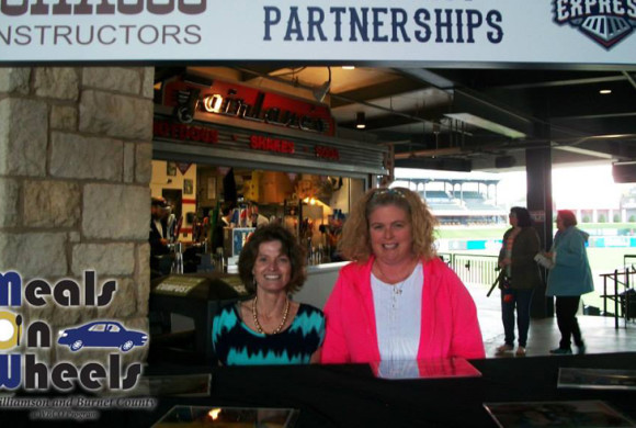 Nonprofit Night at the Dell Diamond!