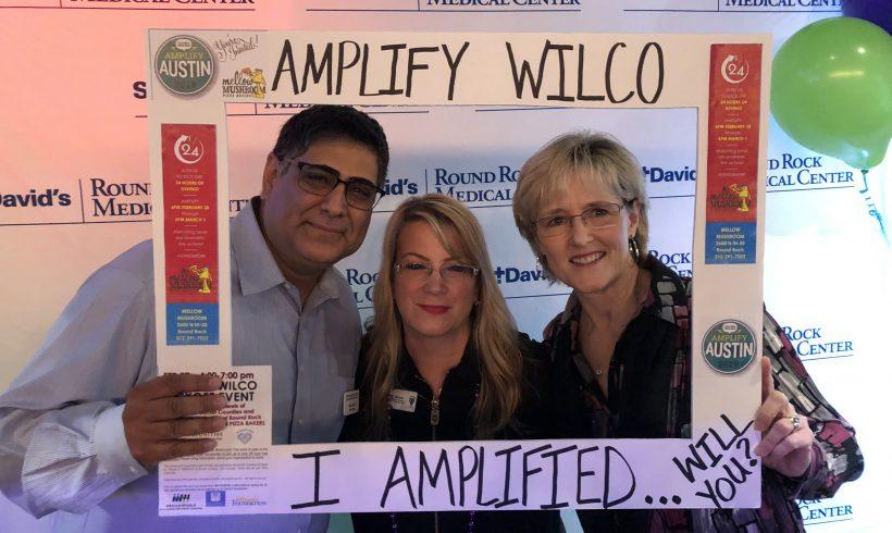 Amplify Austin Kickoff Event