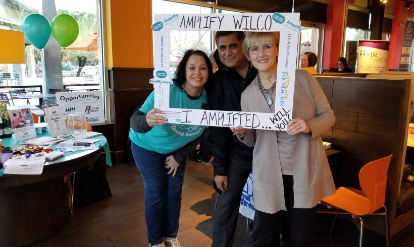 Amplify Austin: Day of Giving on March 4-5