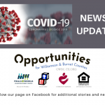 COVID-19: Updates as of March 25th
