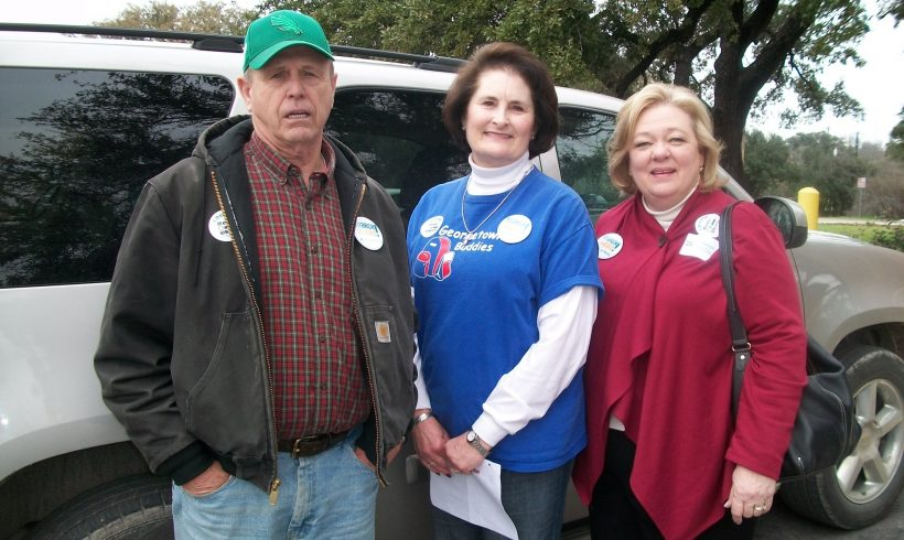 Volunteer Spotlight: Georgetown Meals on Wheels Volunteers