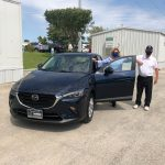 Meals on Wheels in Leander Receives New Mazda for Deliveries