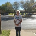 Volunteer Spotlight: Marble Falls Meals on Wheels Volunteer