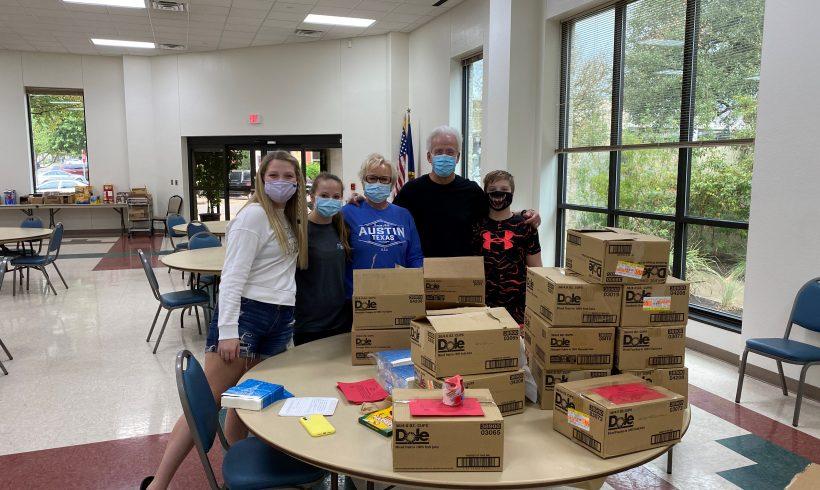 Volunteer Spotlight: Round Rock Meals on Wheels Volunteer