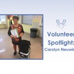 Volunteer Spotlight: Carolyn Neuwirth, Georgetown Meals on Wheels