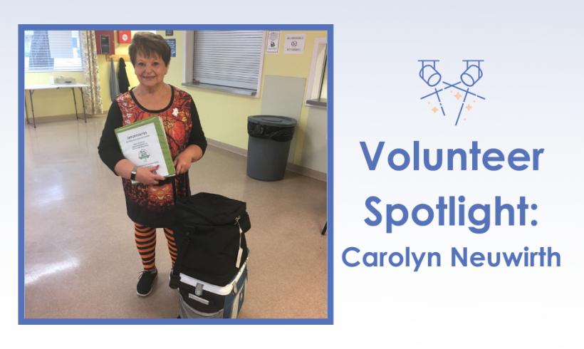 Volunteer Spotlight: Carolyn Neuwirth, Georgetown Meals on Wheels