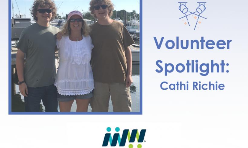Volunteer Spotlight: Cathi Richie, Taylor Meals on Wheels